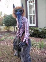 Halloween costume by kyrisnowpaw