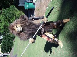 AWA costume CHARR by kyrisnowpaw