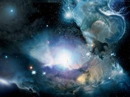 The breath of creation by kyrisnowpaw