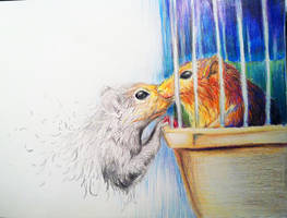 Empathy by kyrisnowpaw