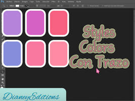 Styles Color trazo by Dianeyeditions