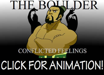 Avatar: The Boulders Feelings by DarkKenjie