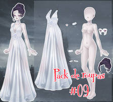 Pack de roupa #09 by Unnieverso