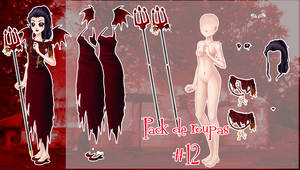 Pack de roupa #12 by Unnieverso