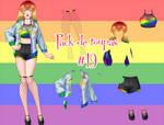 Pack de roupas #19