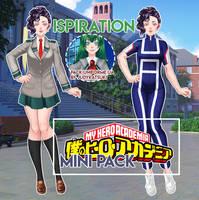 Boku No Hero Academia MINI PACK by Unnieverso