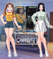 Random outfits MINI PACK by Unnieverso