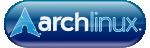 Arch Linux Xfce Menu Button by byamato