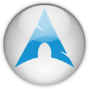 Arch Linux Gnome menu Icon by byamato