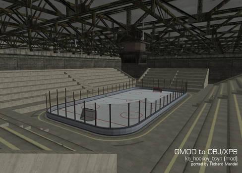 Hockey Arena (KA Hockey TYSN)