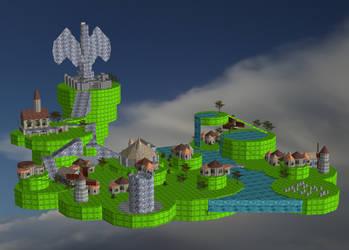 ZM Zelda Skyloft