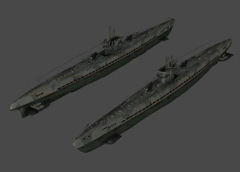 RKM - Type IX U-boat (DOD)