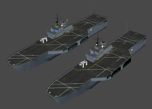 ITA - San Giorgio class 'gator carrier' (CFS2)