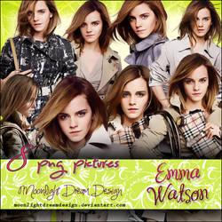 Emma Watson PNG 02 by MoonlightDreamDesign