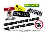 Chuck: Costume Pack