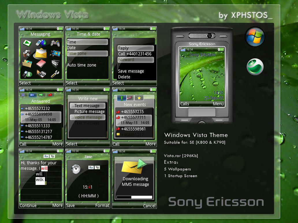 Vista by XPHSTOS-Psilocybin