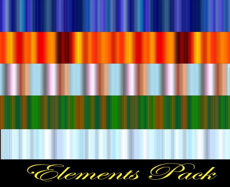 Element Gradient Pack by Leichenengel