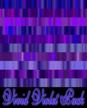 Vivid Violet Gradient Pack