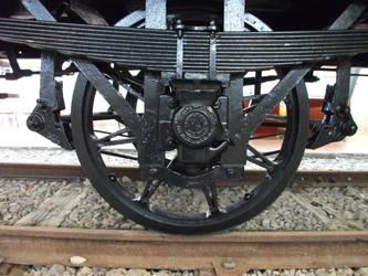 Locomotive close up pack 1