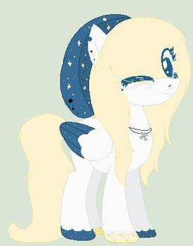 Royal Starry Blue Pony Adopt