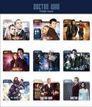 Doctor Who Folder Icons PNG (S01-S09) [2015]