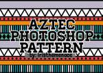 Aztec Photoshop Pattern