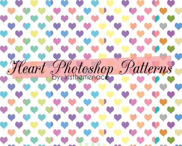 Hearts Photoshop Patterns By Romenig Deviantart – Fondos de Pantalla