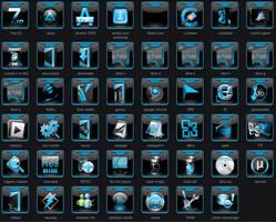Event Horizon - Dock Icons