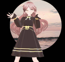 [MMD] Cham Dress (Thanks for 420+)(DL) by yaisa-hori