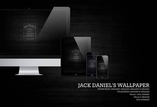 Jack Daniel's Wallpaper Pack