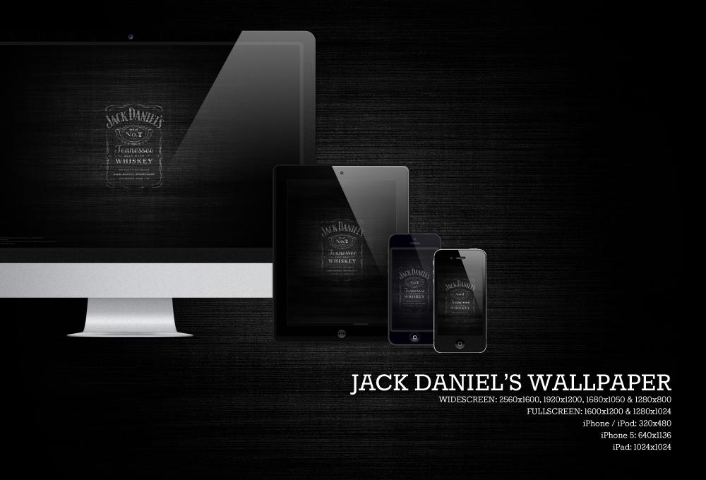 Jack Daniel's Wallpaper Pack by umaniac