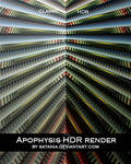 Script - Apophysis HDR Render