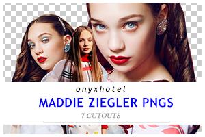Maddie Ziegler Pngs by 19-Misfits