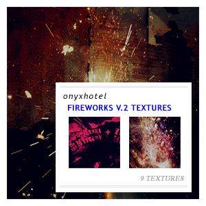 Firework (v.2) Textures by 19-Misfits