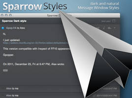 Sparrow Styles