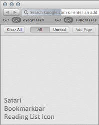 Safari - Reading List Icon by Gpopper