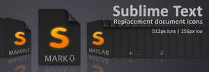 Sublime Text Replacement by Gpopper