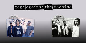 Rage Against the Machine Folders