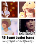 Super Junior Icons Pack