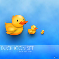 Duck icon by OtherPlanet