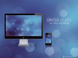 Winter Lights by OtherPlanet