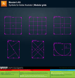 MK-Symbols Modular Grids