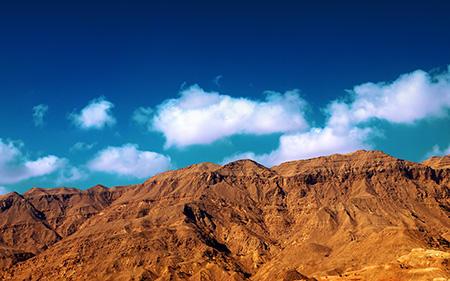 Ataqa Mountain by Tantawi