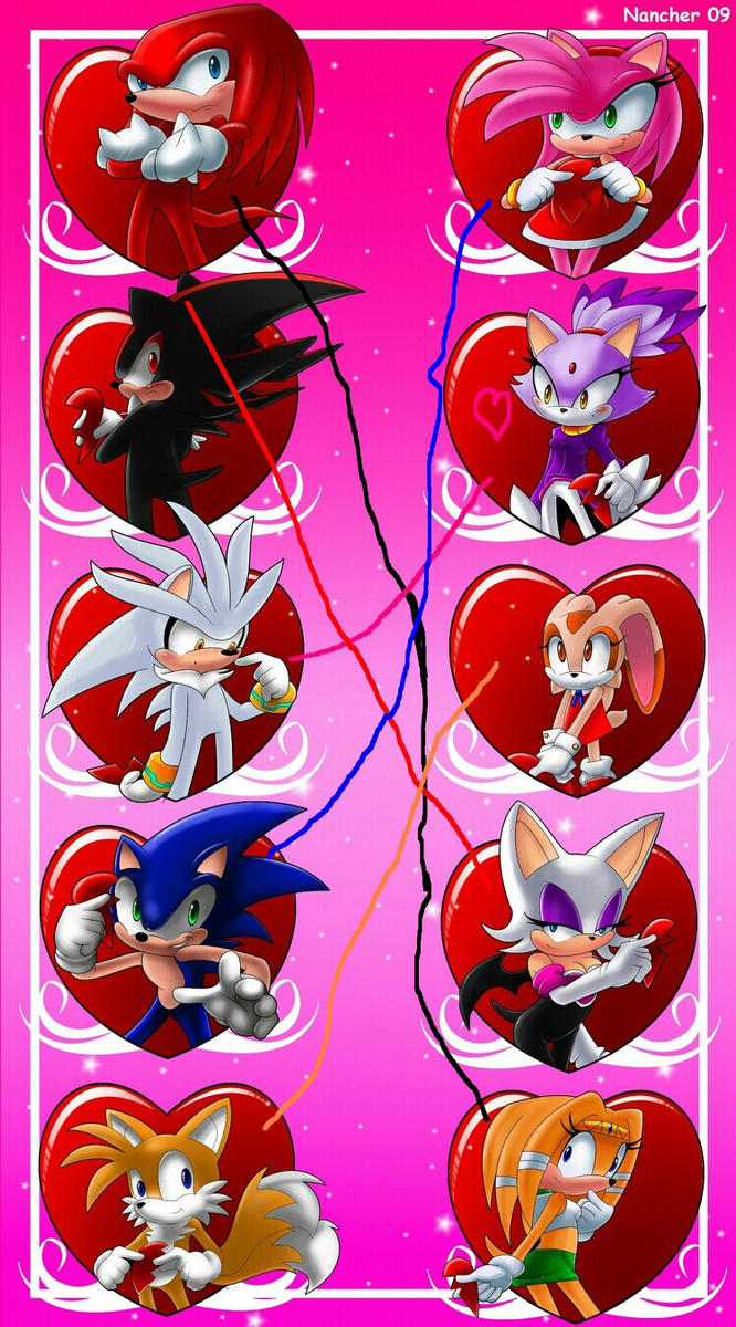 Galerry sonic couples piece of your heart ch 1 rewitten by