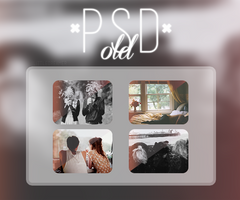 psd old. by iLittleDreamer