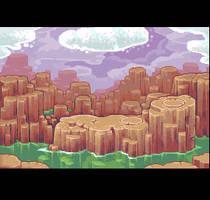 Dryland pixelart