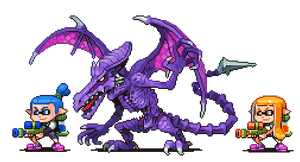Progress Animation: Ridley