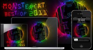Monstercat Wallpaper Pack by alexrotondo