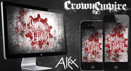 Crown the Empire Wallpaper by alexrotondo