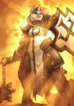 Rarity the Crusader (animated)